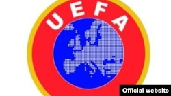World -- UEFA logo, undated