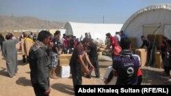 لیرکی: عدم دسترسی به ۲۵۰ هزار باشنده در شرق شهر حلب یک تراژیدی است.