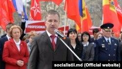 Alexandr Usatîi, candidatul PSRM la Bălţi