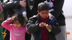 Децата на мигрантската рута