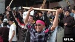 Тюльпановая революция: девять лет назад