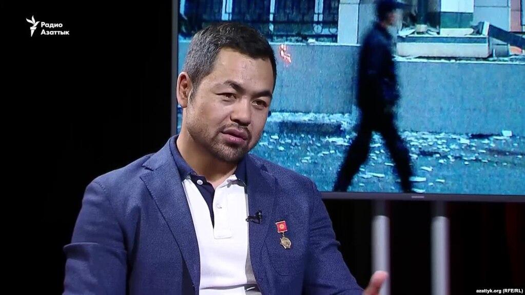 Данияр Тербишалиев.
