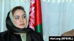 Шукрия Баракзай, афганский парламентарий.