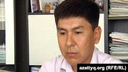 Ералы Серикбаев, инспектор Алматинского комитета метрологии и стандартизации. Алматы, 26 июня 2012 года.