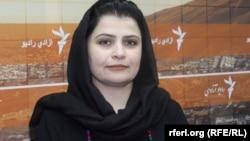 درانی وزیری معاون سخنگوی ریاست جمهوری افغانستان