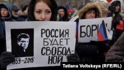 Оппозиционный марш памяти Бориса Немцова, 25 февраля 2018