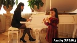 Альмира Гарифуллина флейтада уйный