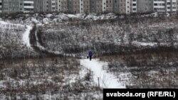 Парк имени Уго Чавеса в Минске