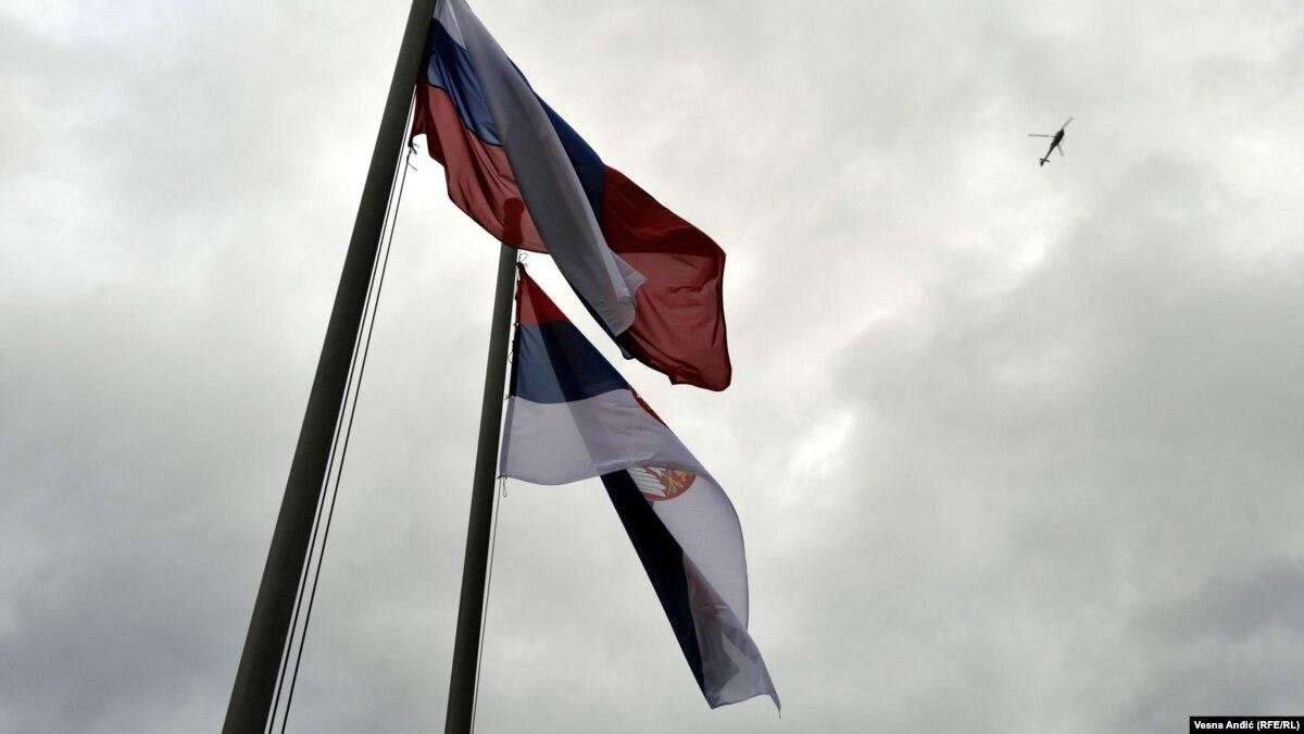 В сербском лагере подростков и молодежь обучают и российские ветераны