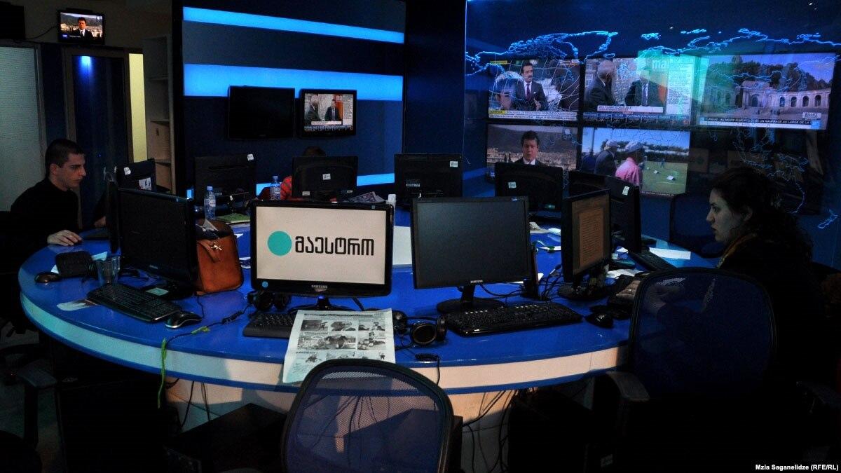 Несколько правительственных сайтов и телеканалов в Грузии подверглись кибератаке
