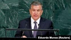 Özbek prezidenti Şawkat Mriziýoýew