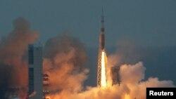 Lansimi i anijes Orion
