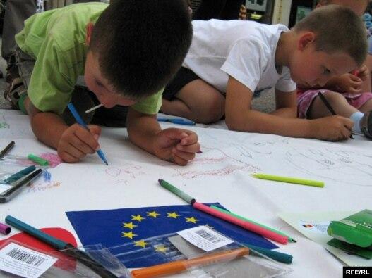 Deca u BiH, ilustrativna fotografija