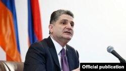 Հայաստանի վարչապետ Տիգրան Սարգսյան