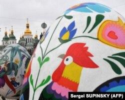 Пасха на Украине