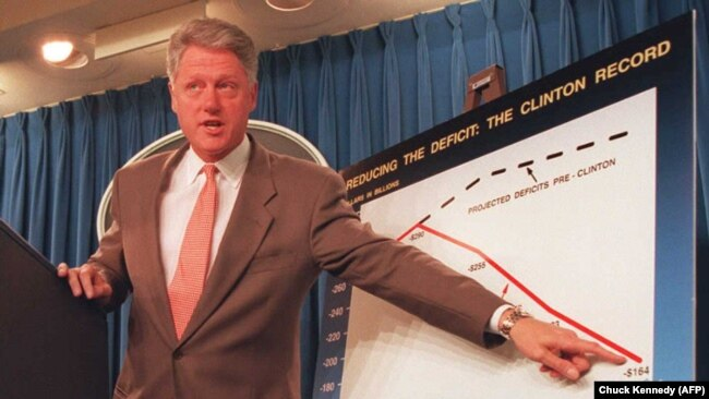 Билл Клинтон, 1997 год