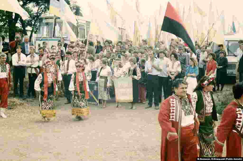 Представники делегації з Івано-Франківщини
