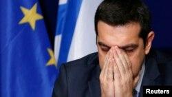 Kryeministri grek, Alexis Tsipras