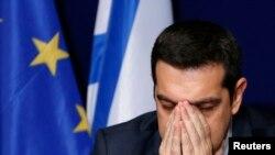 Алексіс Цыпрас, кіраўнік ураду Грэцыі