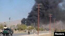 Самоубиствен напад врз тренинг центар на полицијата во југоисточен Авганистан