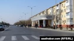 Город Мары, Туркменистан
