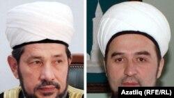 Госман Исхакый (с) һәм Илдус Фәиз