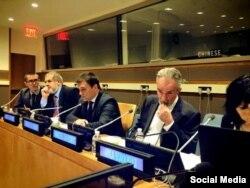 Сесія Постійного Форуму ООН з питань корінних народів. Виступ Рефата Чубарова