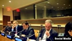 сессия Постоянного Форума ООН по вопросам коренных народов. Выступление Рефата Чубарова