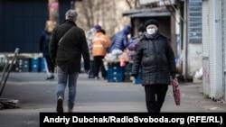 В Україні зафіксовано 145 випадків захворювання станом на вечір 25 березня