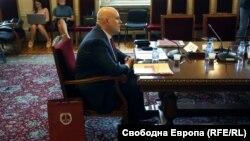 Главният прокурор Иван Гешев по време на първото си изслушване пред парламентарната правна комисия през октомври миналата година