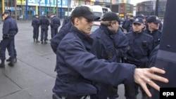 Полиция Амстердама. Иллюстративное фото