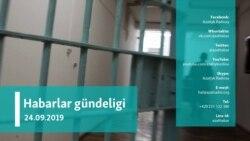 Habarlar gündeligi – 24-nji sentýabr, 2019 ý.