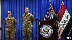 جونس هنگام مأموریت در عراق
