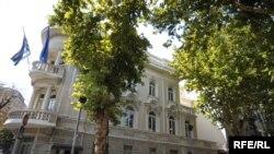 Zgrada grčke ambasade u Beogradu, foto: Vesna Anđić