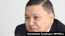 Жаксыбай Базильбаев, председатель общественного объединения «Народный антикоррупционный комитет».