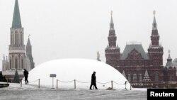 Москва, Кызыл аянт.