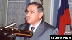 Нурмаҳмад Холов-сафири Русия