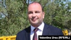 Alexandru Ambros, primarul oraşului Ungheni