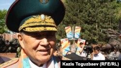 Генерал Сагадат Нурмагамбетов. Алматы, 9 мая 2013 года.
