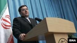 حسن قشقاوی، سخنگوی وزارت امور خارجه ایران (عکس: ISNA)