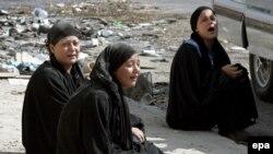 زنان يکی از قربانيان اصلی جنگ هستند