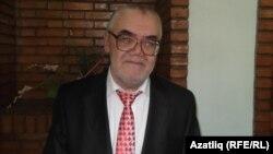 Башкортстан Язучылар берлеге идарәсе рәисе Наил Гаетбай