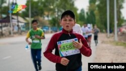 Ысык-Көлдө өткөн марафон. 2018-жыл