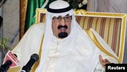 Король Саудовской Аравии Абдулла.