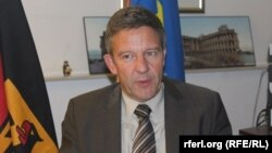Markus Potzel was the German ambassador in Kabul from 2014 to 2016.