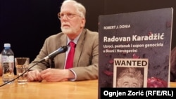 Robert Donija: Želeo sam da Karadžića razumem kao čoveka, ali sam ga video kao stvorioca velike tragedije