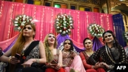According to recent census data, there are more than 10,000 people registered as transgender in Pakistan. (file photo)