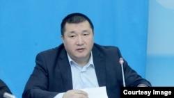 Курманбек Дыйканбаев