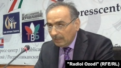 Министр культуры Таджикистана Шамсиддин Орумбекзода