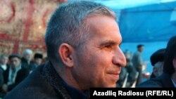 Azerbaijan -- opposition activist Arif Alishli - 2010